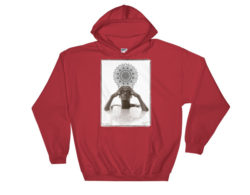 Meditate with N'Deye Youm - Hooded Sweatshirt